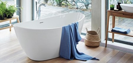Waters i-Line - Spa Freestanding Bath 2