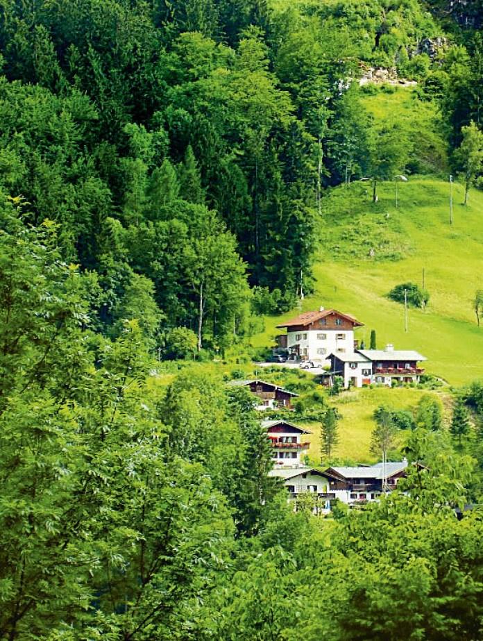 Berchtesgadener Land, Bavaria