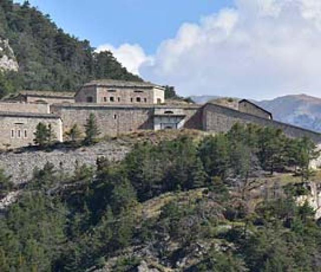 Other Forts Of Briancon