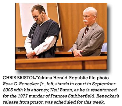 Ross Renecker in court