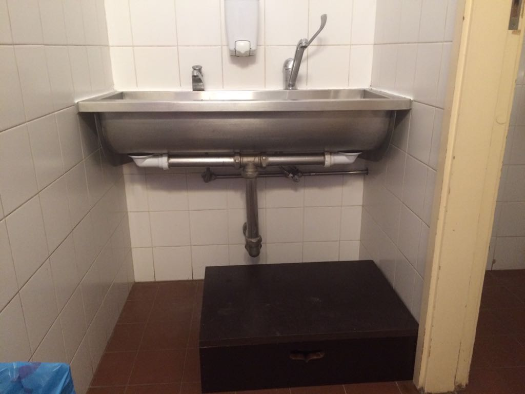 Beyond Achondroplasia Growing Together With Clara In Blog Comments 0 Email This Tags Diagram Bathroom Sink Girls Washbasin Credits