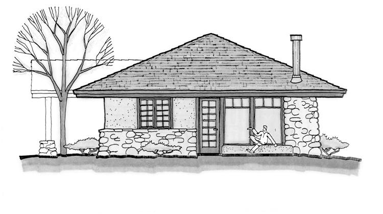 Home Plans Beyond Adobe
