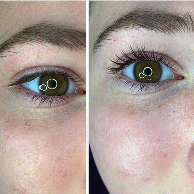 All Natural Lashes
