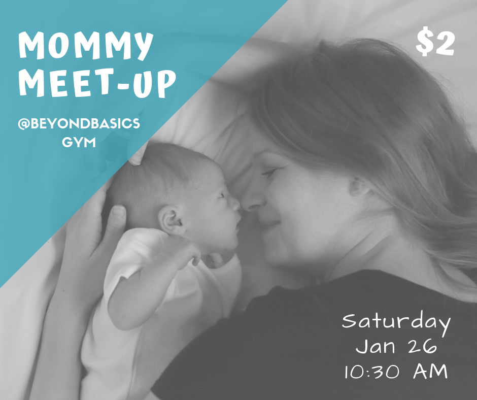 Mommy Meet-Up