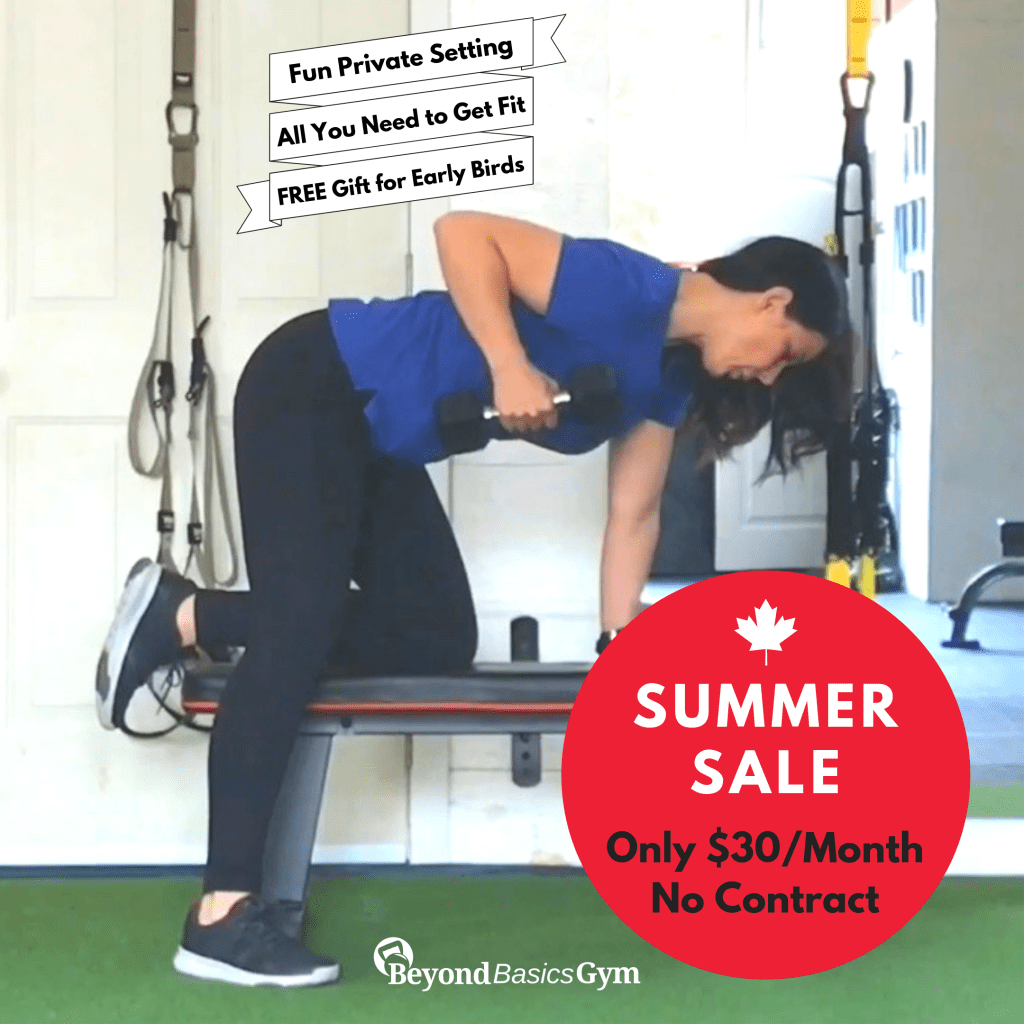 July & August Gym Membership Sale