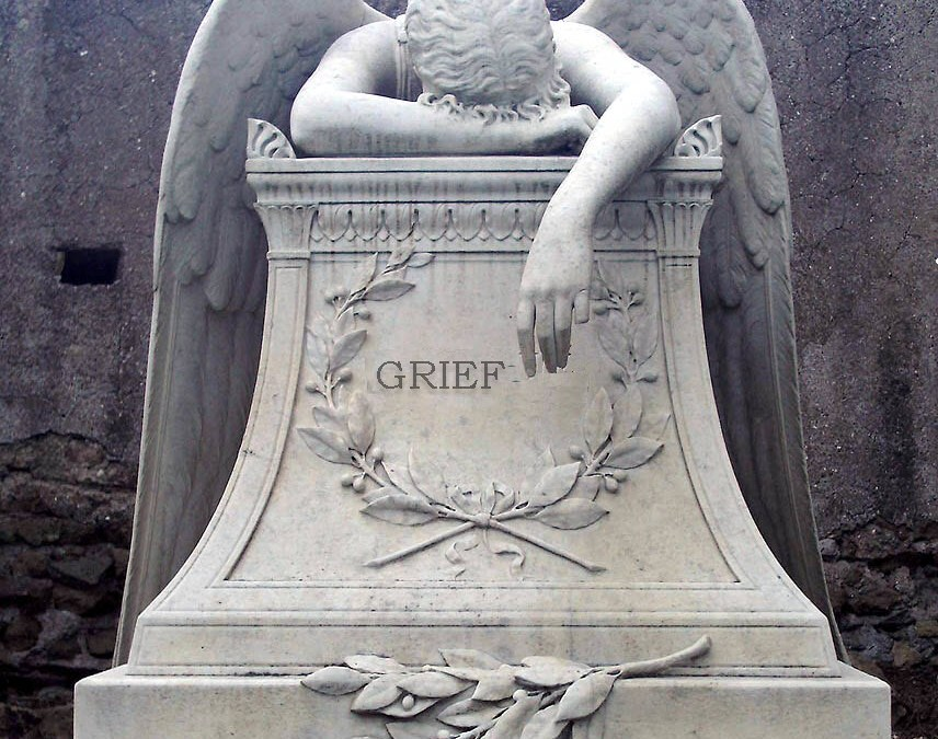 When grief takes over your life – finding acceptance and recovery