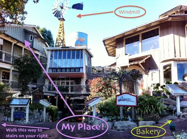 Dr. Kimberly's Office Location in Carmel CA 93923
