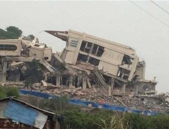 Sanjiang Church Demolished