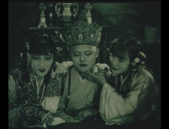 1927 Film and Marble Relics to Returned to China