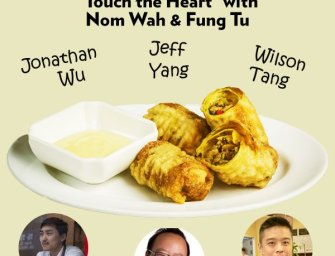 "EVENT: MOCAEATS: ""Touch the Heart"" with Nom Wah & Fung Tu"