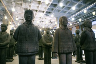 At the Hands of Man – Prune Nourry's Terracotta Daughters and Imbalance