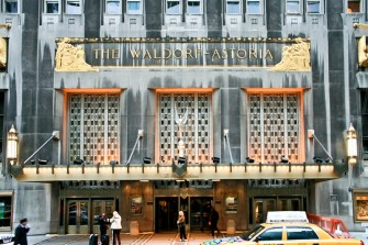 Chinese Buy Waldorf Astoria Hotel and Other Property in NYC