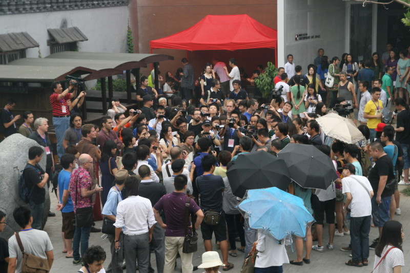 Closing of 2012 BIFF Opening