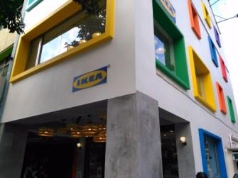Taipei's IKEA House is a Different Kind of IKEA