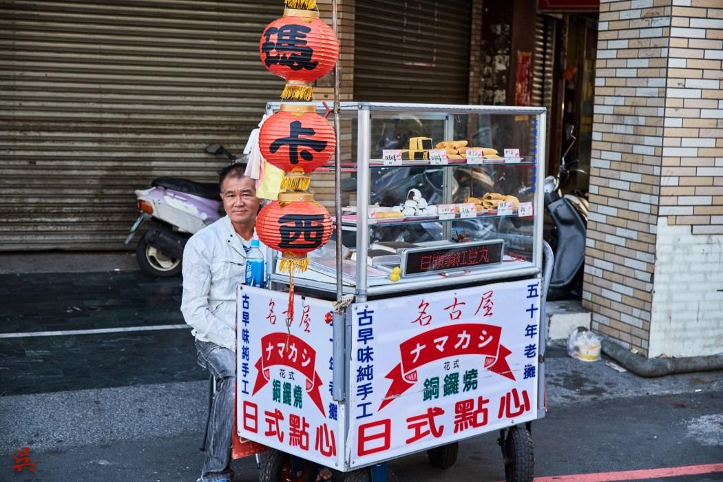 Japanese Snacks in Taiwan