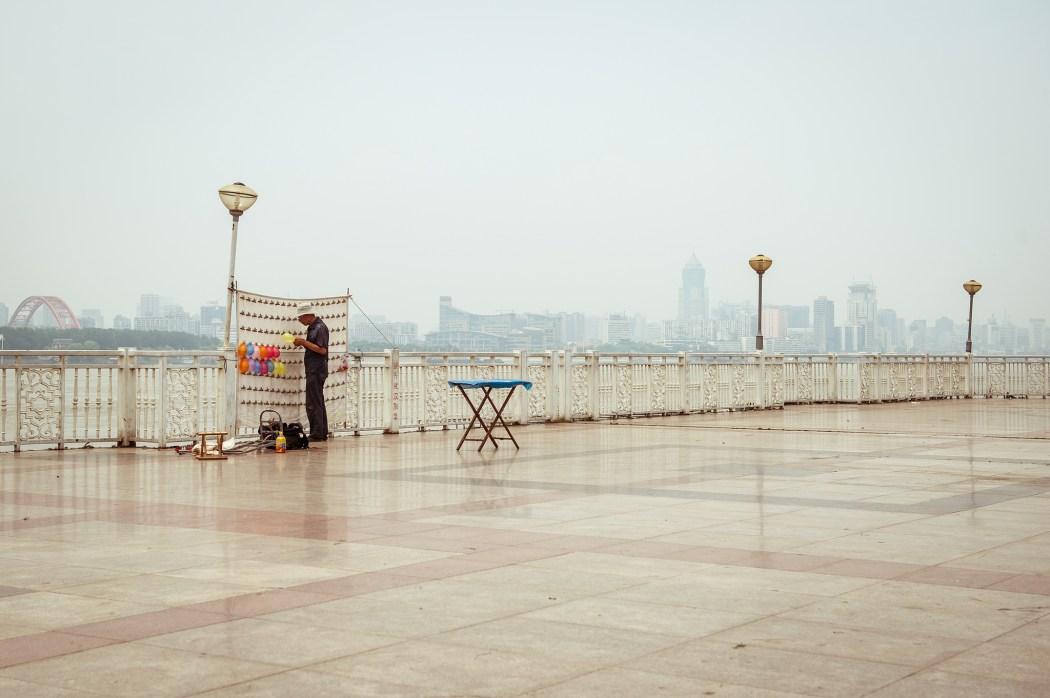 Tauno Tohk – Wuhan
