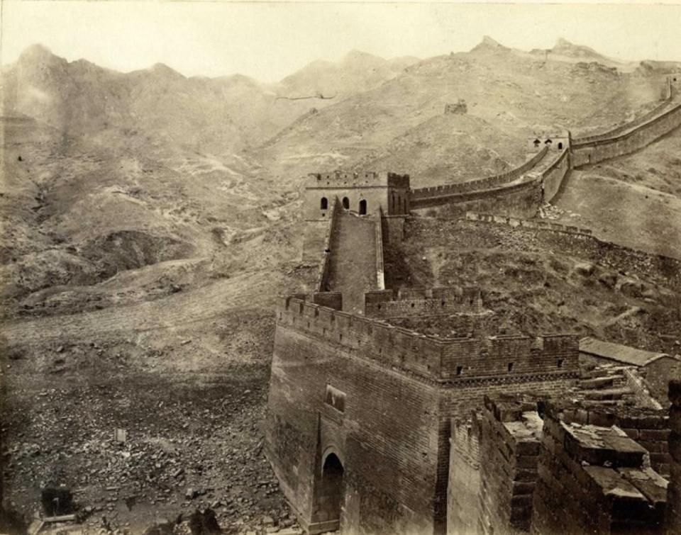 Thomas Child, No. 142 'Great Wall of China'
