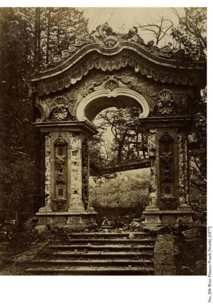 Thomas Child, No. 204 'Prince's Porch'