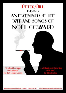 Wit and songs of Noel Coward