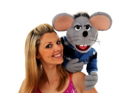 Wendy and Theo The Mouse