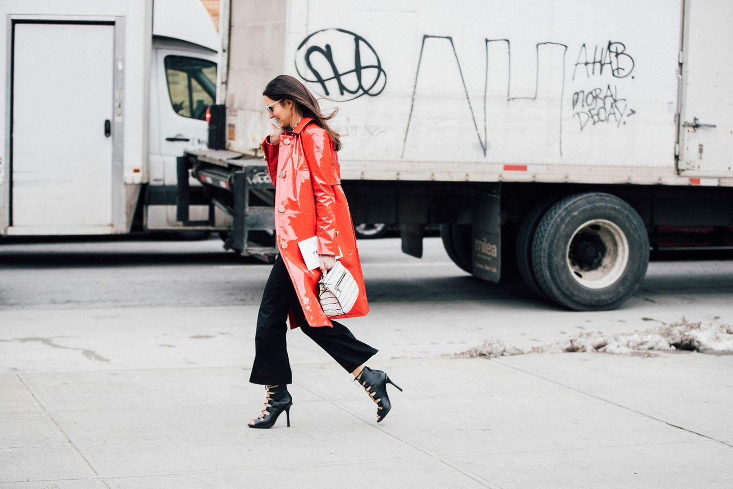 Street Style at NYFW 2017  Fashion vs Style   Beyond Fashion Magazine Street Style at NYFW 2017  Fashion vs Style