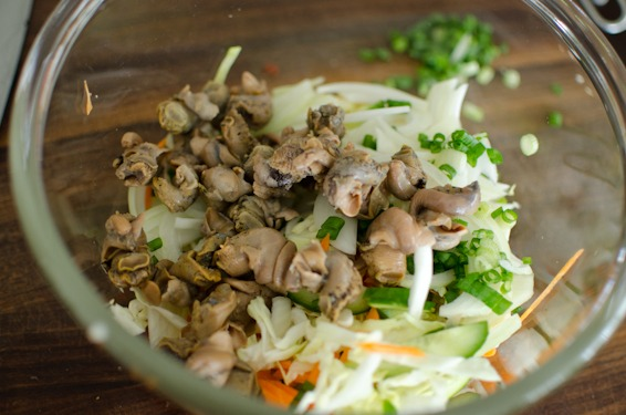 cold snail salad-9