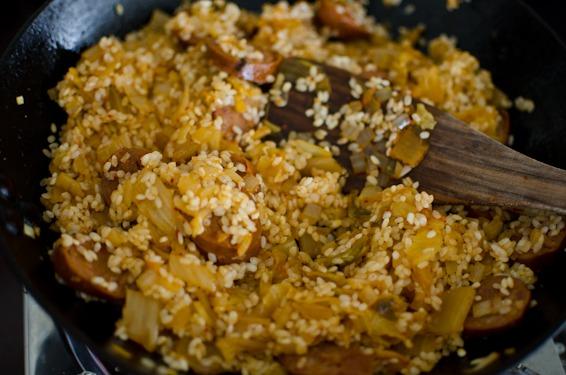 kimchi paella-9