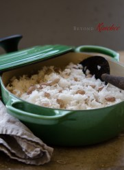 How to cook rice on the stove