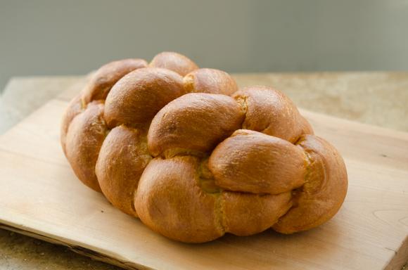 challa bread
