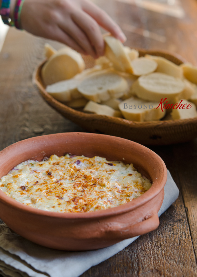 Hearts of Palm Dip