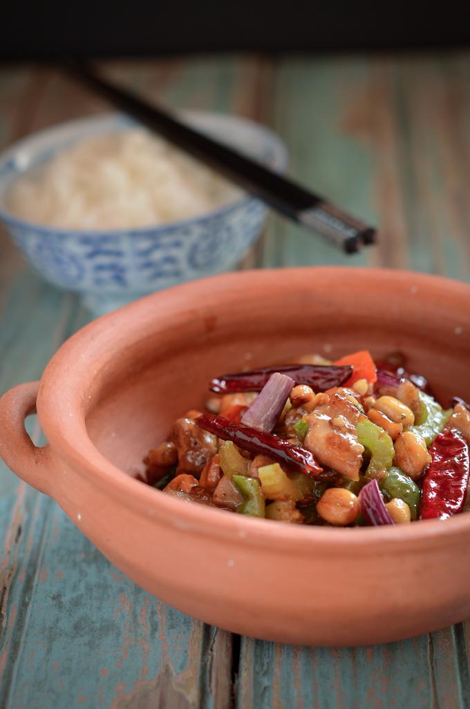 Sichuan Chicken-11