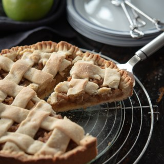 Polish Apple Pie (Szarlotka)