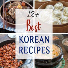 Best Korean Recipes