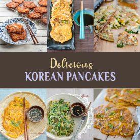 Delicious Korean Pancake Recipes