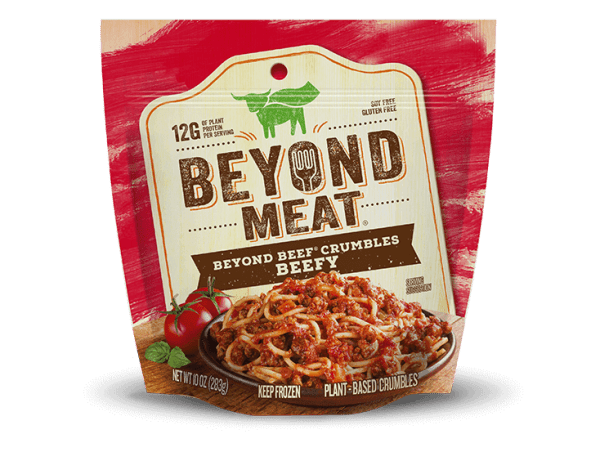 Beyond Meat Crumbles