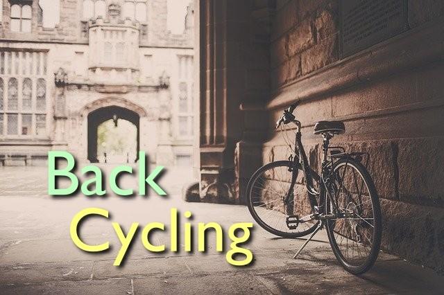 back cycling