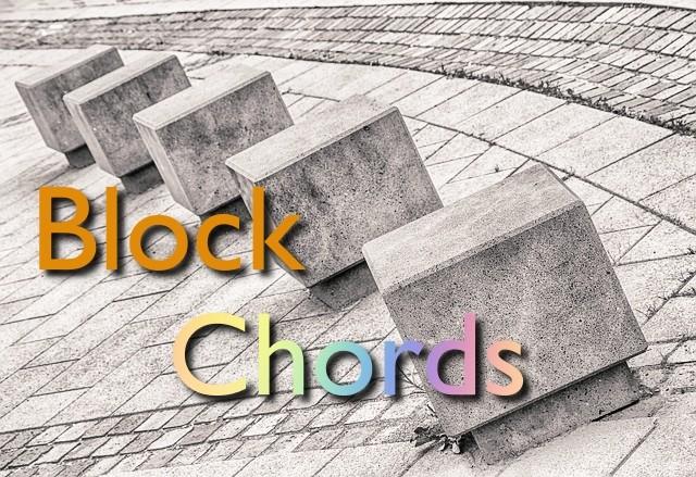 block chords motion