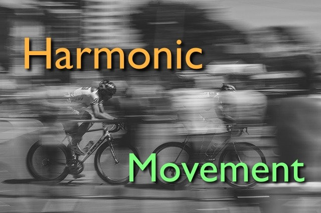 harmonic movement and chord progression