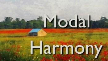 modal harmony