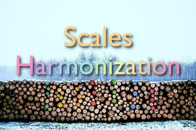 scales harmonization