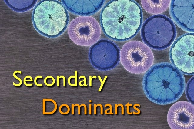 spice up your chord progressions with secondary dominants