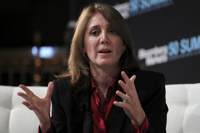 Morgan Stanley's Ruth Porat to Join Google as First Female CFO