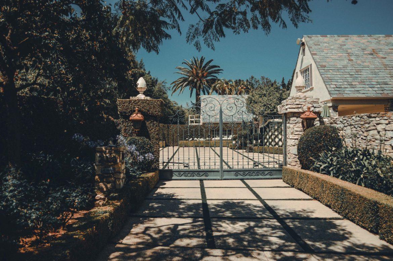 celebrity homes in la california
