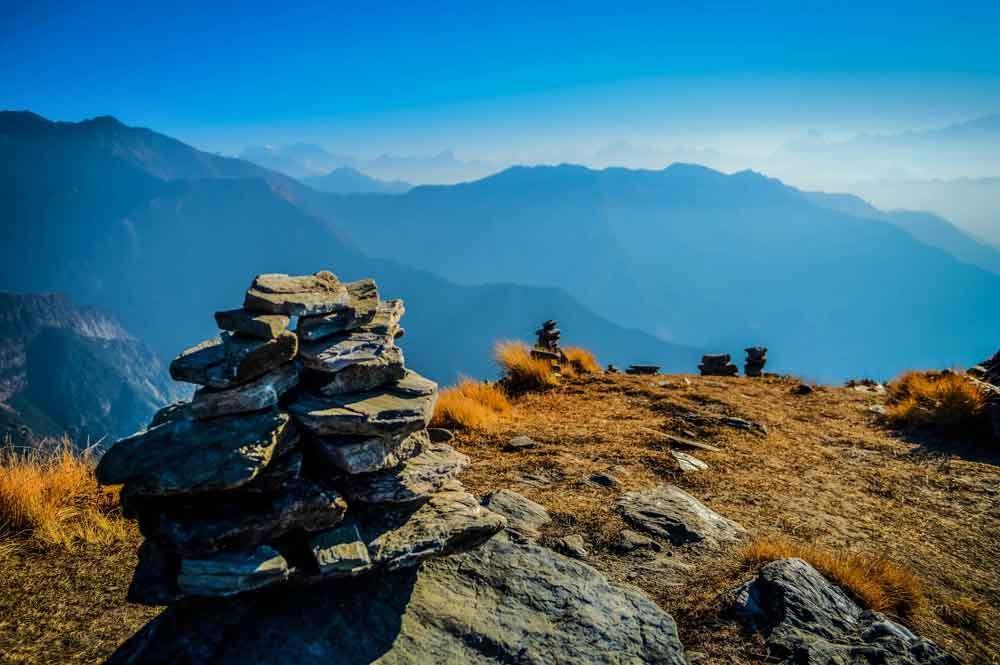 Tungnath Temple, the highest Shiva temple, Chopta, India