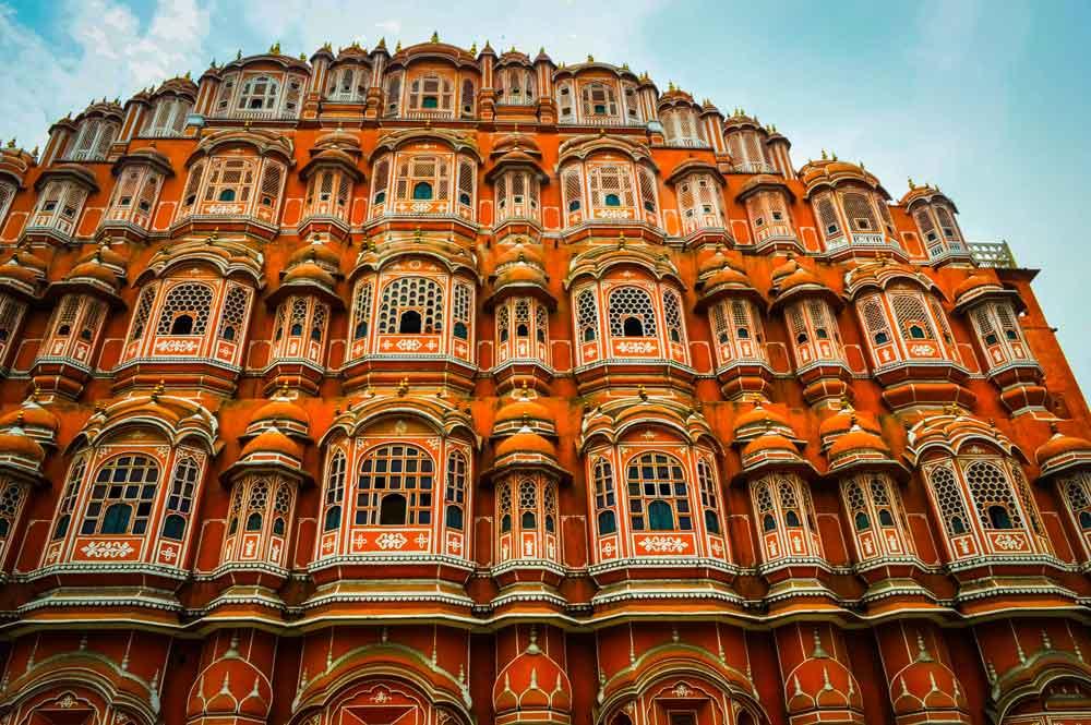 Hawa Mahal, Pink City Jaipur