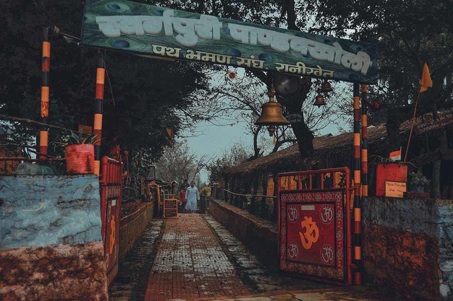 Pandukholi-Ashram-India