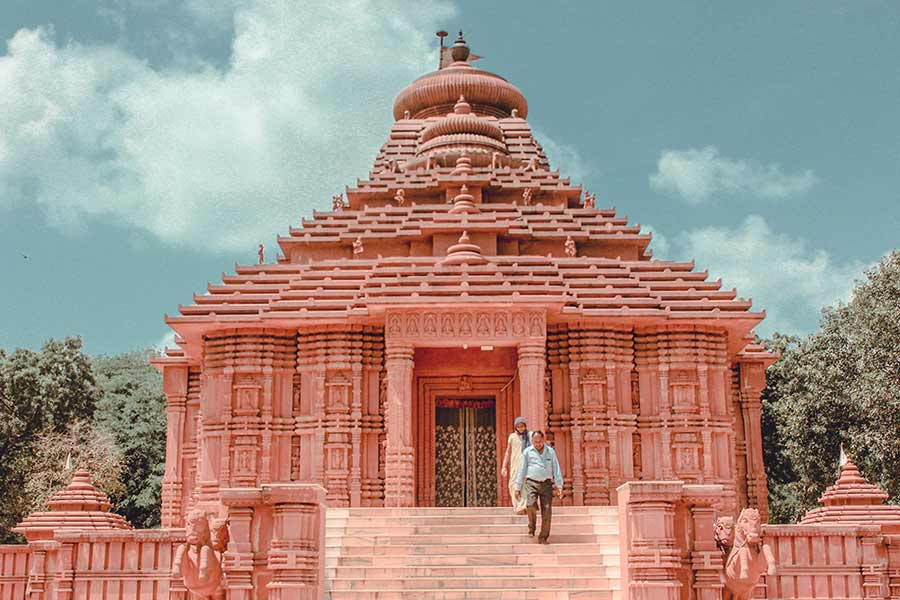Sun Temple in Gwalior India
