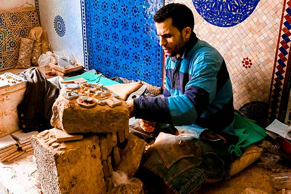 What to buy in Morocco, handcrafts in Fes and Morocco