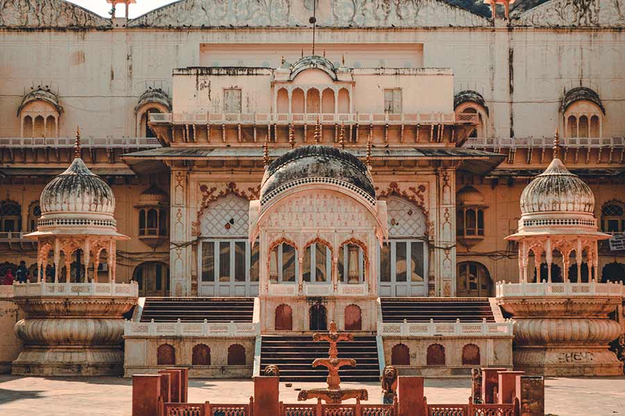 Alwar City Palace
