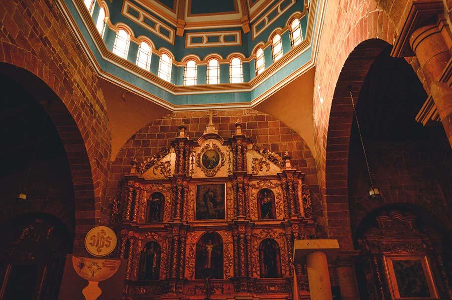 Catedral de la Inmaculada Concepcion san gil colombia
